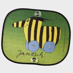 Auto-Sonnenschutz von JANOSCH