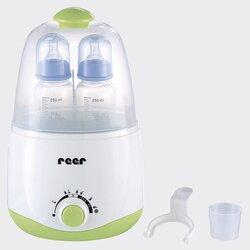2-in1 Flaschen- und Babykostwärmer, Sterilisator MultiMax travel, Auto-geeignet von REER