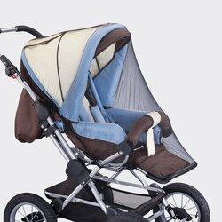 Universal-Moskitonetz für Reisebett und Kinderwagen