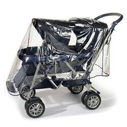 Regenschutz für Geschwisterwagen von REER