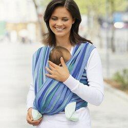 Babytragetuch Carry Sling 450cm von AMAZONAS