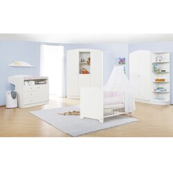 3-tlg. Babyzimmer Jil von PINOLINO