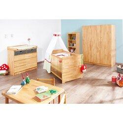3-tlg. Babyzimmer Natura von PINOLINO