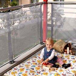 Balkonschutznetz von REER