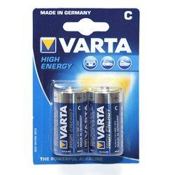 Alkaline-Batterien 1,5V Mignon 2Stück von VARTA