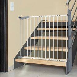 Tür- und Treppenschutzgitter T-Gate Special 73-106 cm von REER