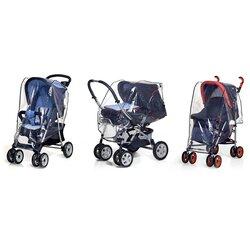 PEVA Universal Regenschutz für Kinderwagen und Buggy von REER