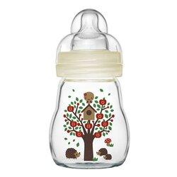Babyflasche Feel Good, 170 ml, Glas, ab 0M von MAM
