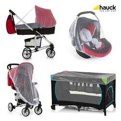 Universal-Moskitonetz Protect me für Babyschale, Reisbett und Kinderwagen von HAUCK
