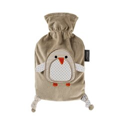 Wärmflasche mit Flauschbezug Pinguin von FASHY