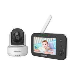 Babyphone mit Kamera + Schwenk- und Nachtsicht SEW-3041W, 300 m von SAMSUNG TECHWIN