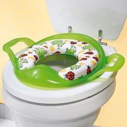 Toilettensitz Frosch