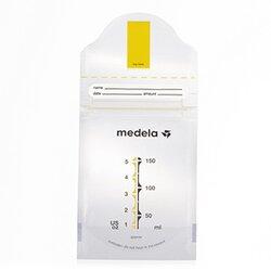 20er-Pack Muttermilch-Beutel Pump & Save 150ml von MEDELA