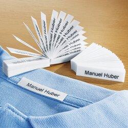 Wäsche-Etiketten